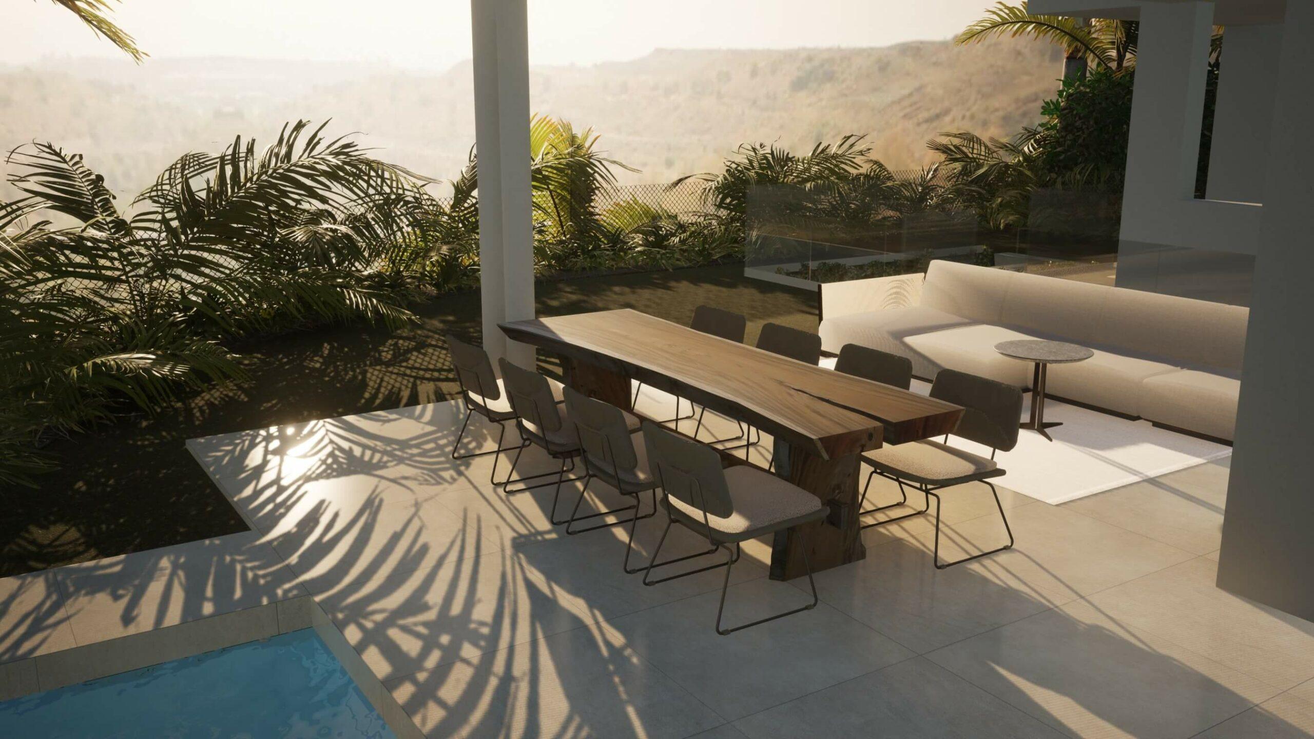 Showflat Marbella Club Hills